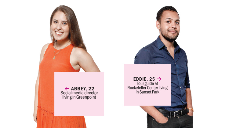 Meet the Undateables: Abbey and Eddie