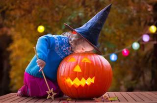 The best Halloween baby names for October babies