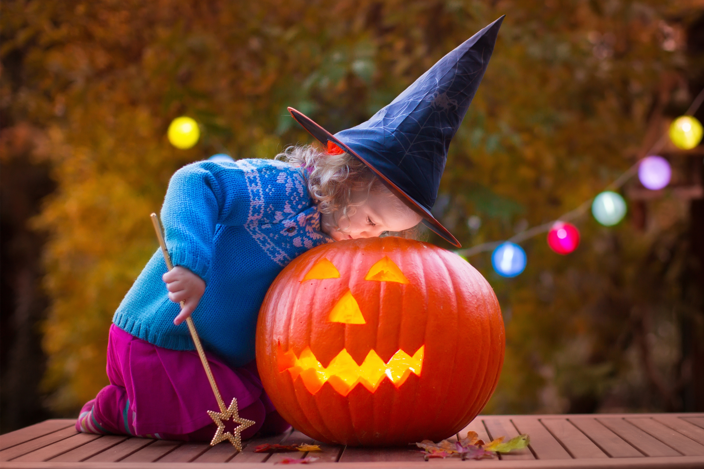 The best Halloween baby names for October babies