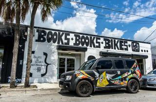 Books & Books & Bikes & Lebo