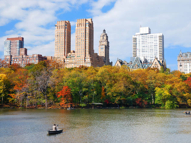 The best things to do in the fall in NYC
