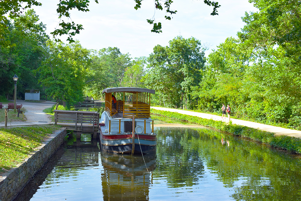 Chesapeake & Ohio Canal National Historical Park | Attractions in  Washington, DC