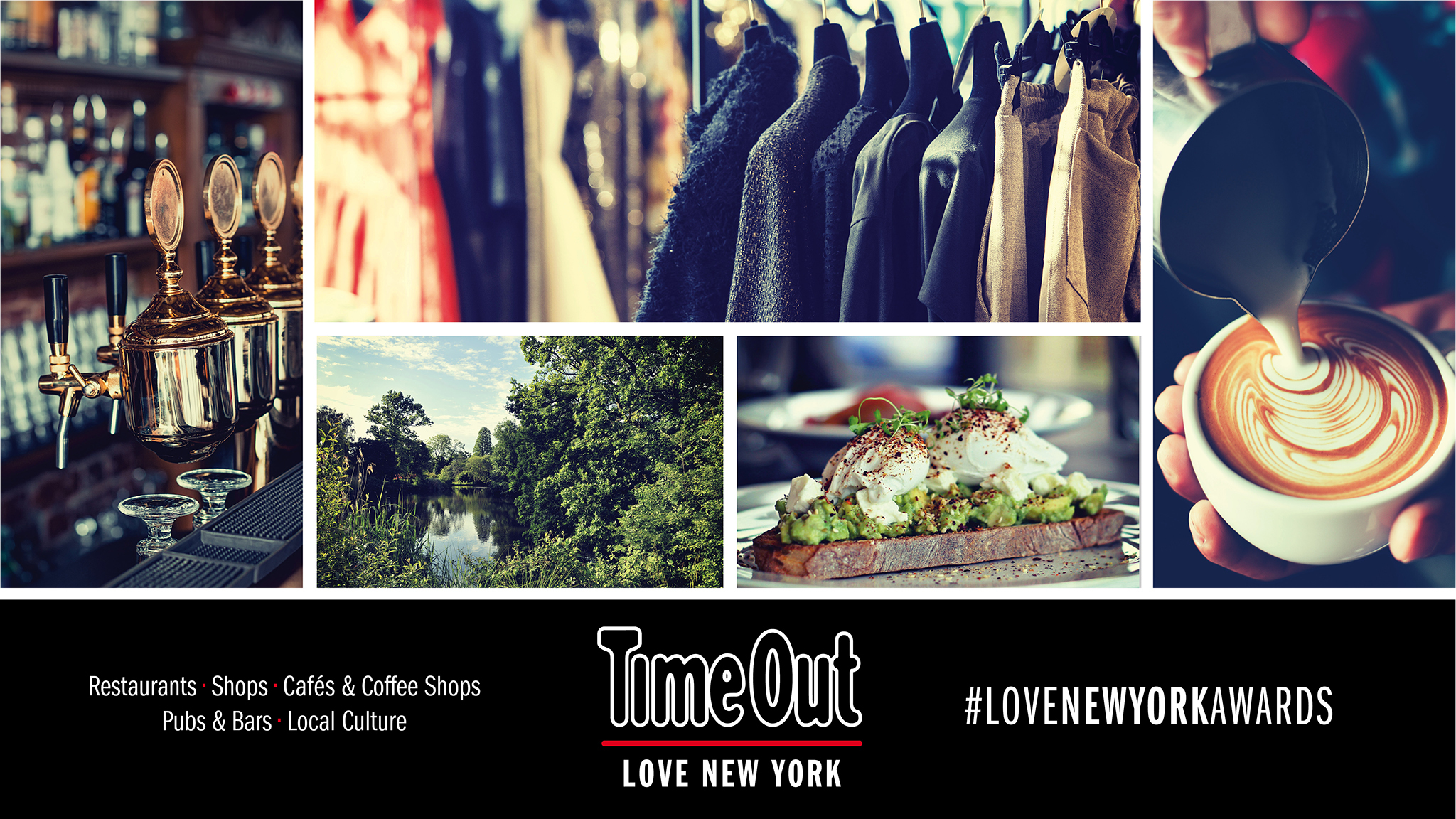 Time Out Love New York Awards 2016