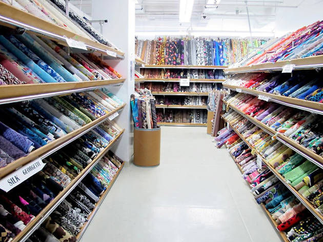 Best Places To Buy Fashion Fabric Online
