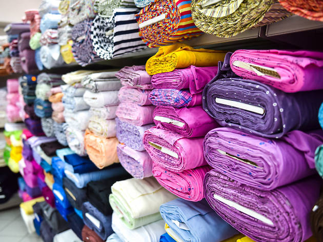Check out the best fabric stores NYC has to offer