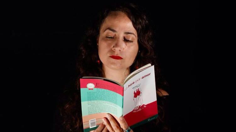 Platicamos con la escritora Mildred Pérez de la Torre