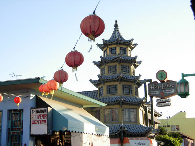 Chinatown may be losing the iconic Hop Louie