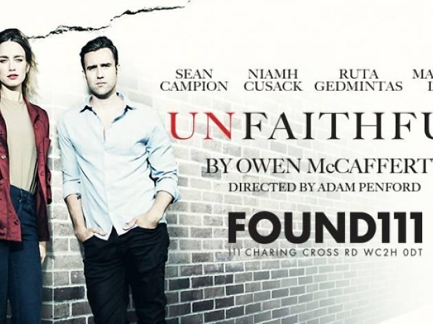 'Unfaithful' at Found111
