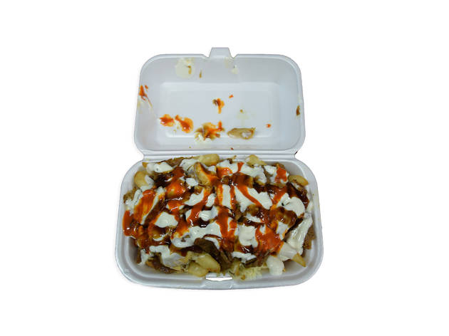 Halal Snack Pack at Chubby Chef