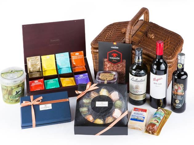 Grand Hilton Seoul Chuseok Gift Set