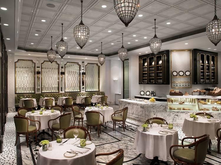 The Ritz-Carlton Café