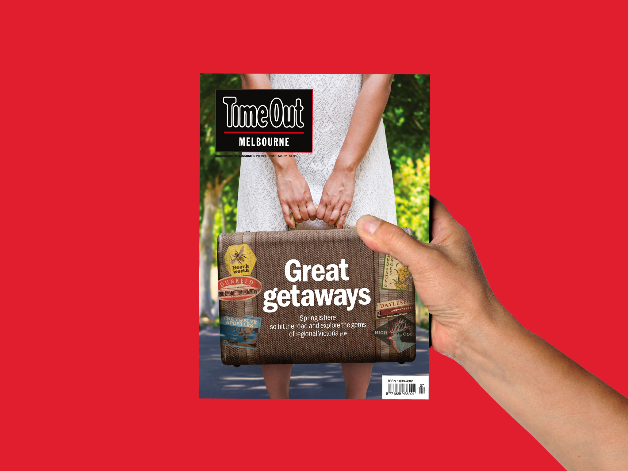 Get your copy of the latest Time Out Melbourne magazine