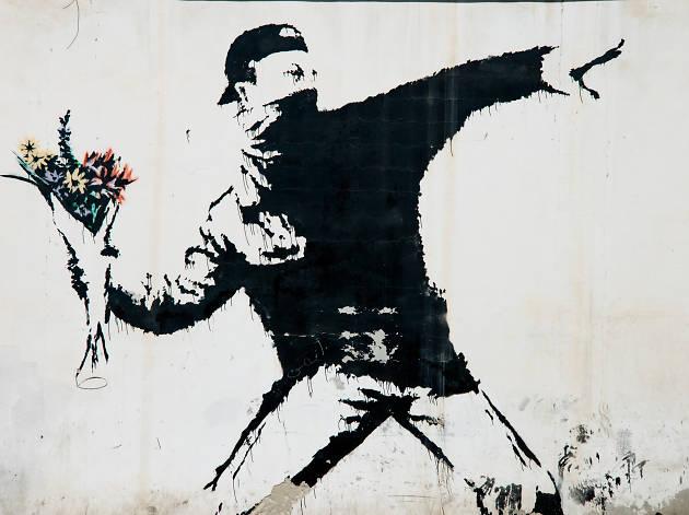 Banksy à La Réserve Malakoff du 1er au 10 septembre 2016