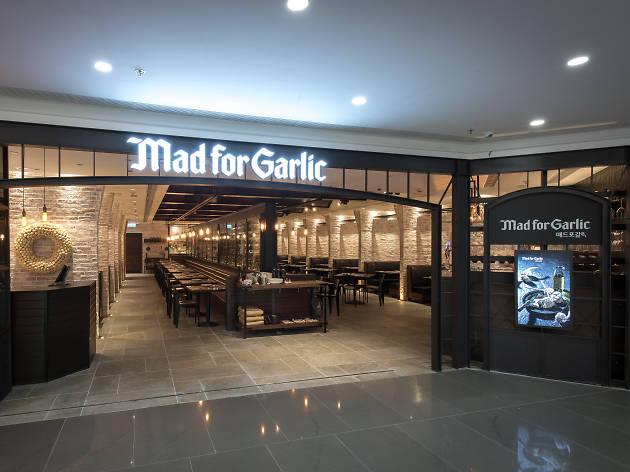 Mad For Garlic
