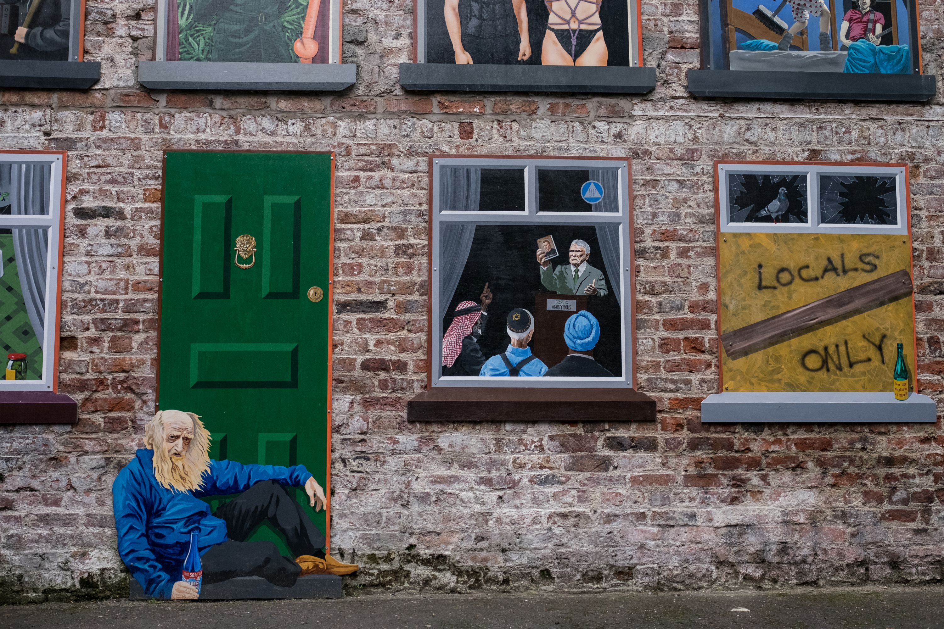 Culture and heritage in Belfast