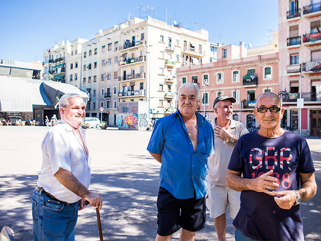 Avis mercat de la Barceloneta