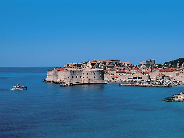 21 mighty fine photos of Dubrovnik in spring