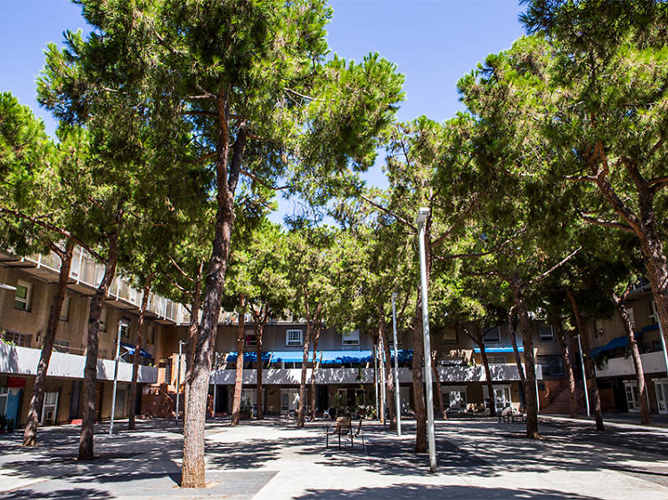 Plaça de Pompeu Gener