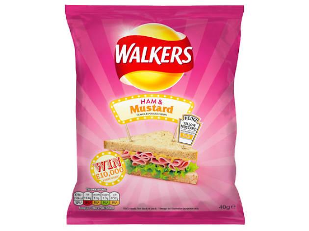Walkers Crisp Sarnie Club
