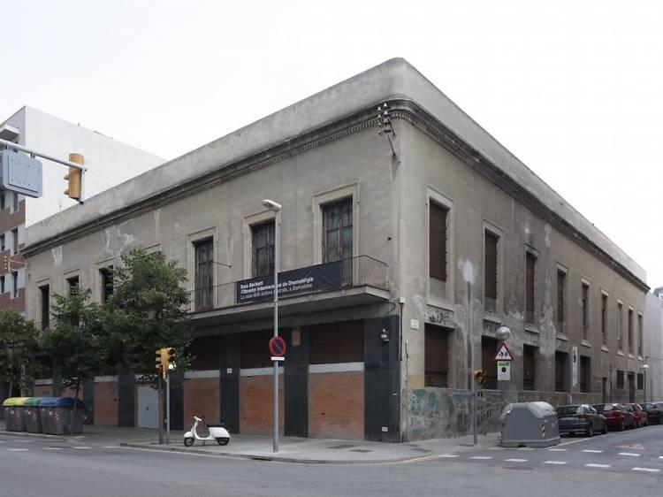 La Sala Beckett de Poblenou