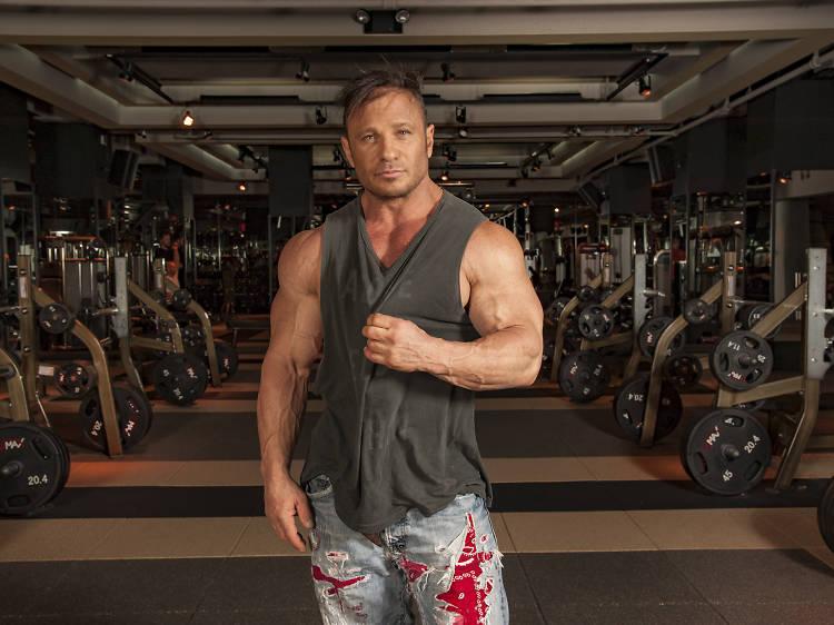 For boosting your metabolism: David Barton