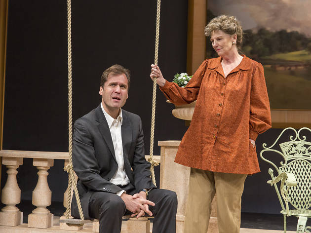 Theater review: A Day by the Sea at the Beckett Theatre