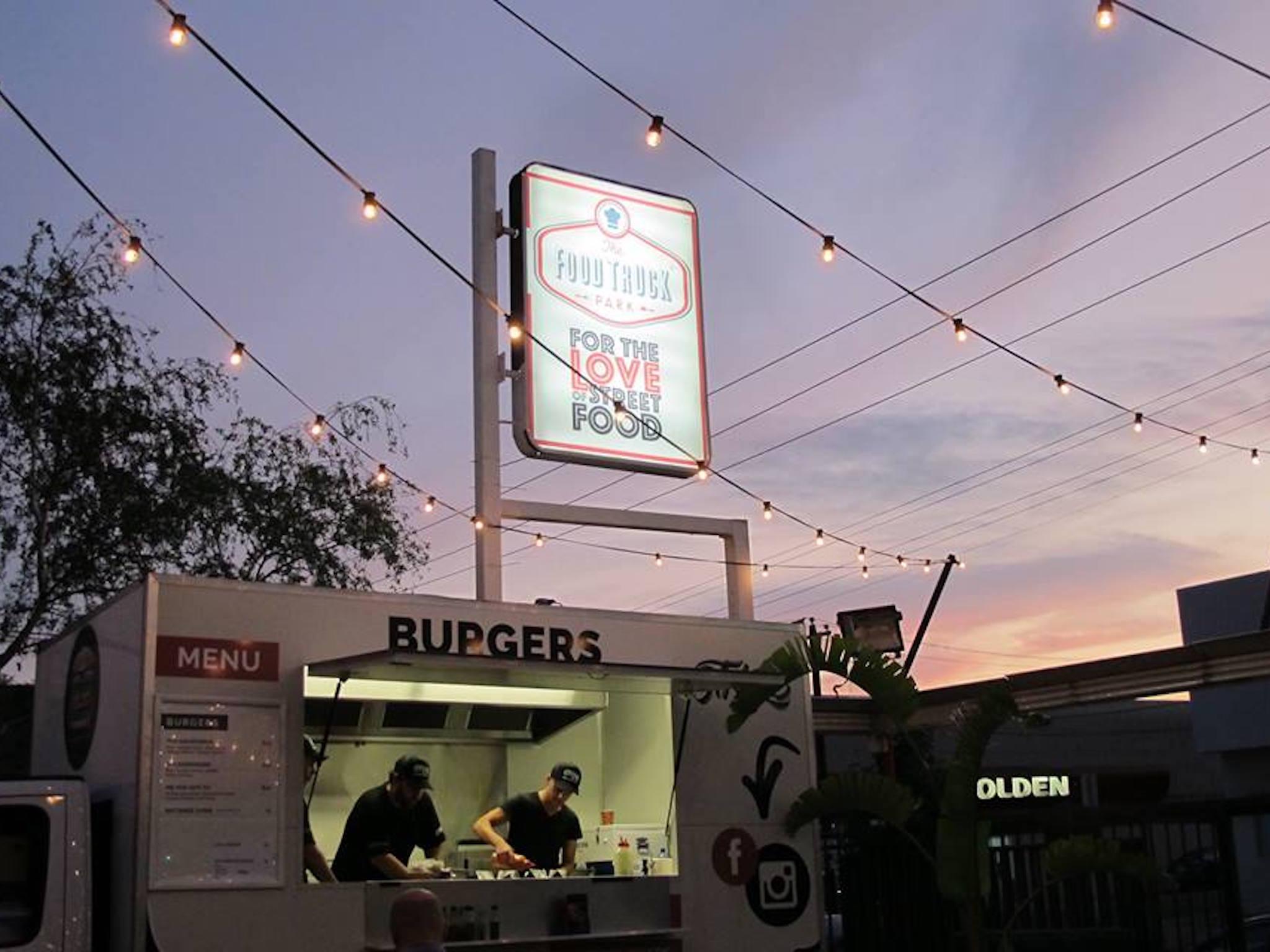 Food Truck Park Preston