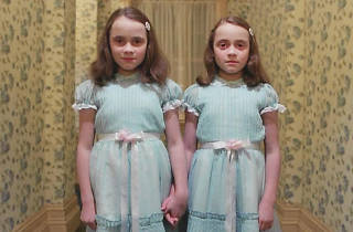 Twins in The Shining