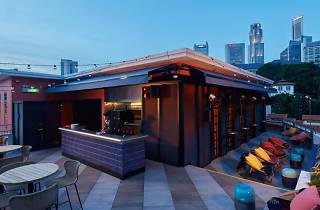 Tiger's Milk Rooftop Bar