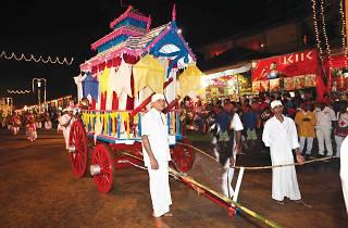 Maha Saman Devale Perahera