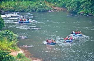 Paddle on in Kithulgala