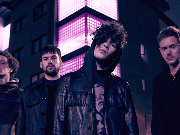 See The 1975 in session with Absolute Radio