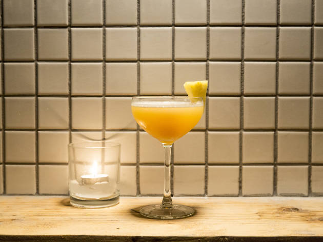 the best rum bars in London, Buster mantis