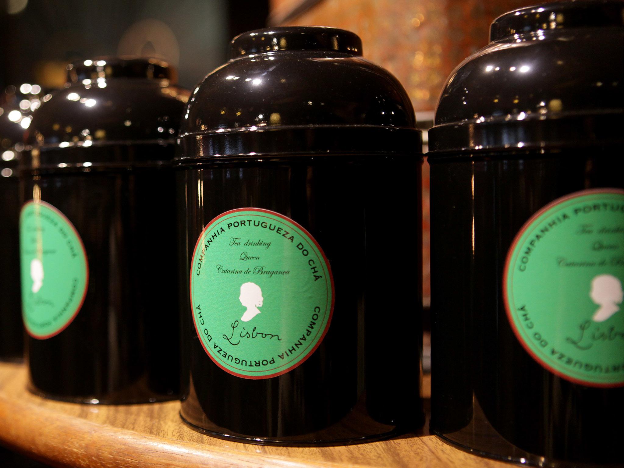 Companhia Portugueza do Chá