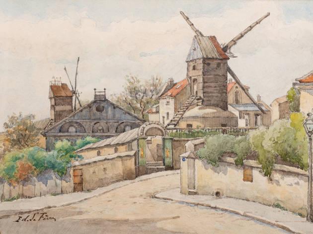 artistes montmartre (©Stéphane Pons, Paris)