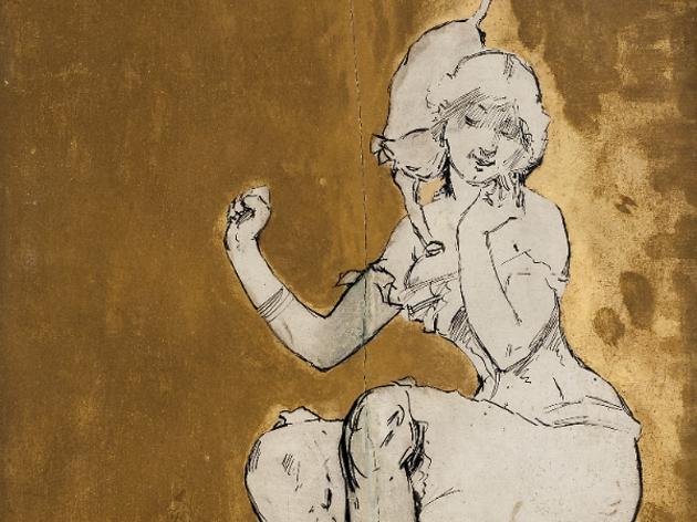 Artistes à Montmartre : de Steinlen à Satie