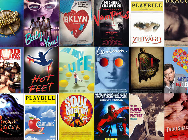 Worst musicals on Broadway from this millenium