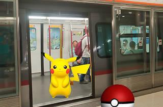 Caminata Pokémon GO