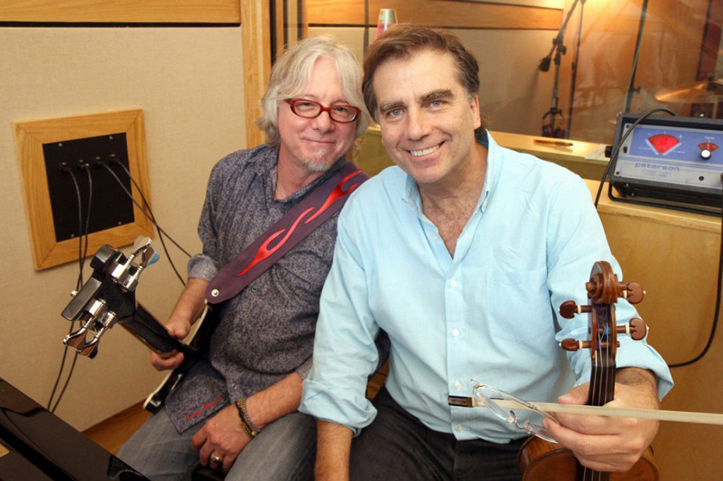 Mike Mills and Robert McDuffie: Concerto for Violin, Rock Band, and String Orchestra