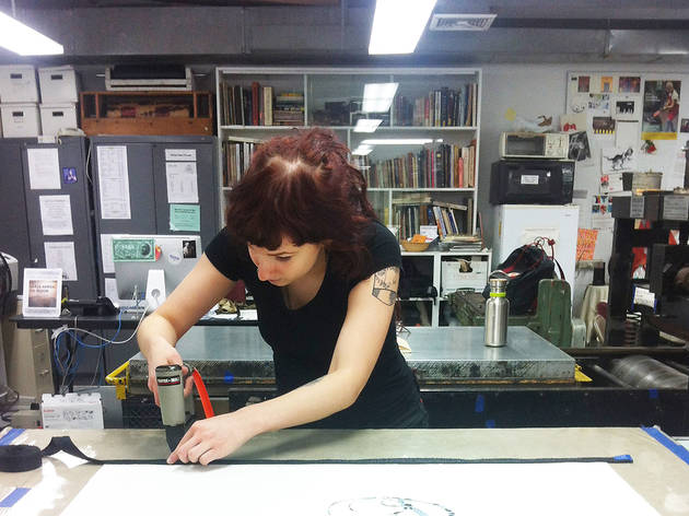 EFA Robert Blackburn Printmaking Workshop