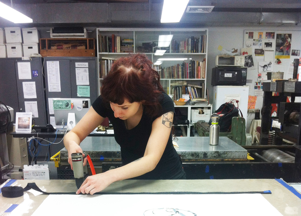 EFA Robert Blackburn Printmaking Workshop