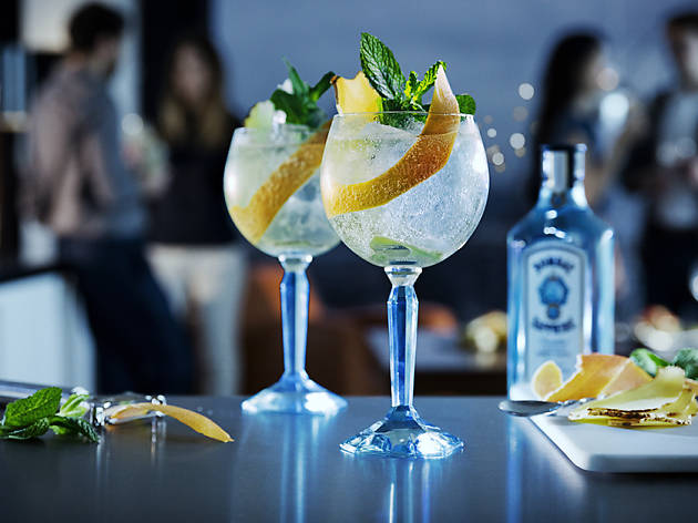 Waterside Lectures with Bombay Sapphire