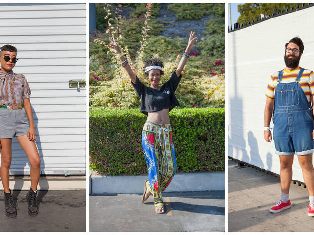 Our favorite FYF 2016 street style and fashion photos