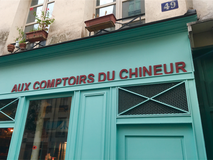 Aux Comptoirs du Chineur