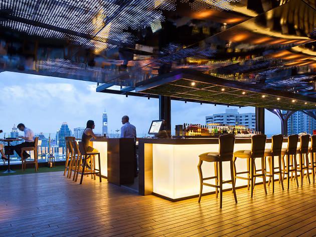 Above Eleven Bars In Nana Bangkok