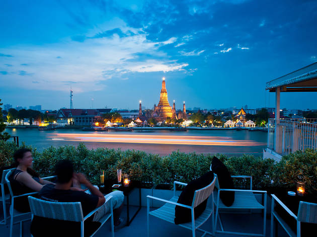 Most loved rooftop bar