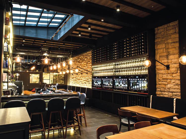 Napoleon Food and Wine Bar