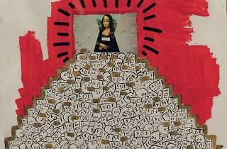 Basquiat, Dubuffet, Soulages