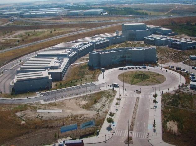 Polígono Industrial Los Gavilanes