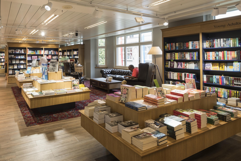 Orell Füssli The Bookshop